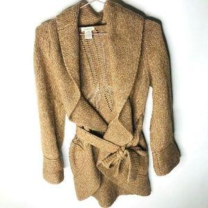 SUNDANCE Knit Women's Cardigan Sweater Size Medium